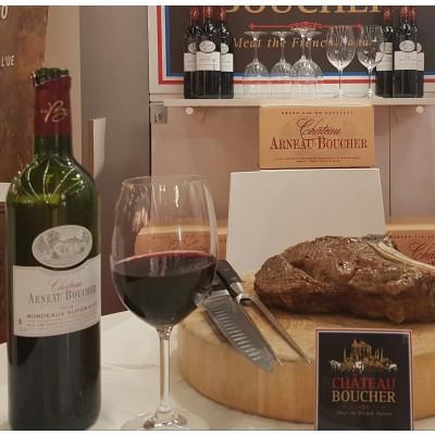 SIAL 2016 Chateau Boucher vin