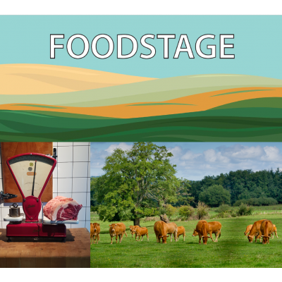 Nuovo logo FOODSTAGE