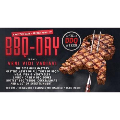 Nationale BBQ dagen! Tuincentrum het Oosten